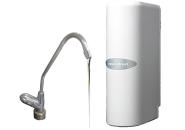 快適な生活はおいしい水から。純水製造装置。